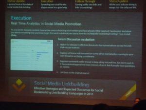 Real time analytics para promoção em rede social