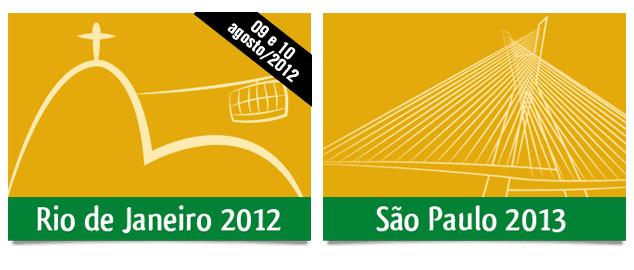 evento search masters brasil 2012 e 2013
