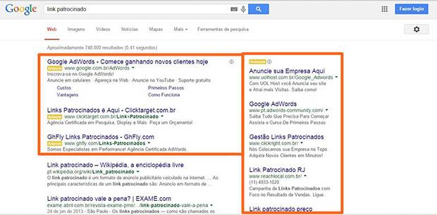 link-patrocinado-google-redes-sociais